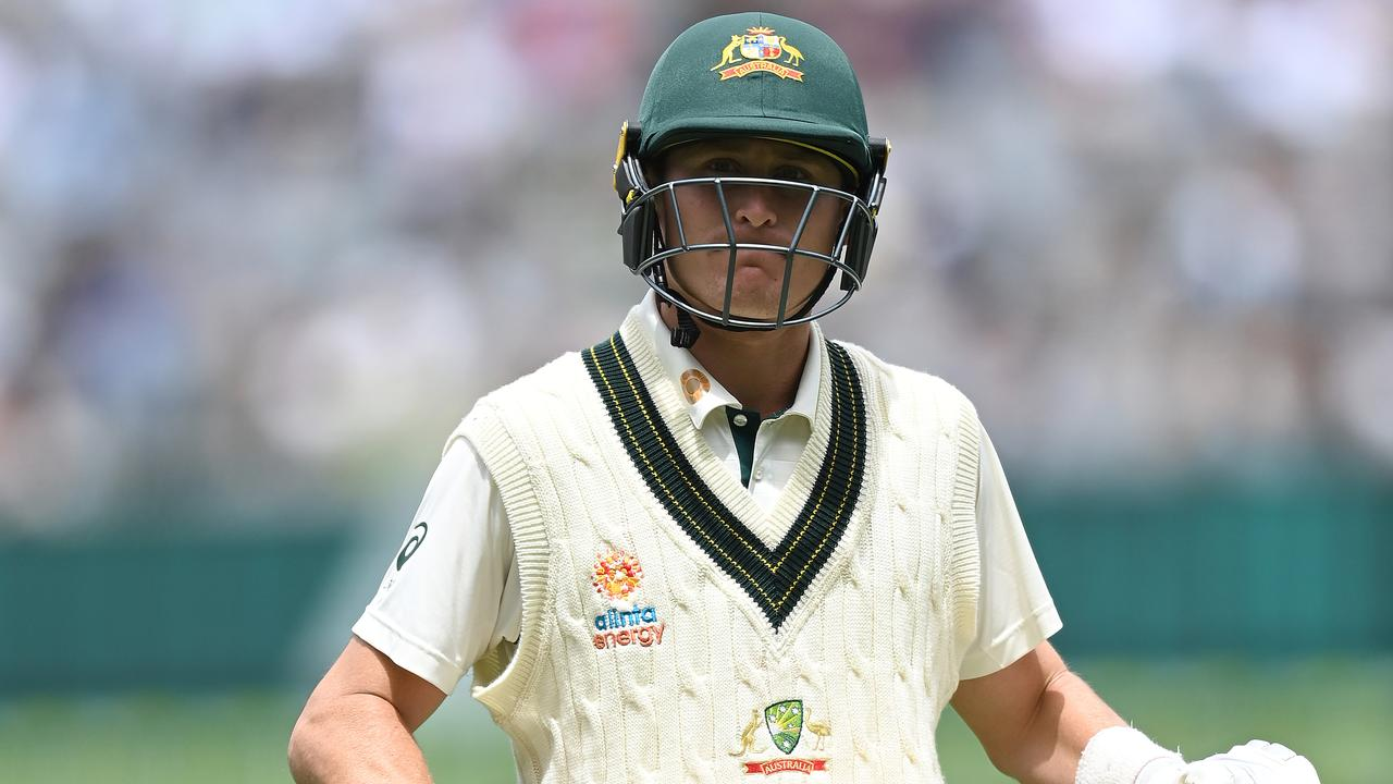 Labuschagne isn't going anywhere.