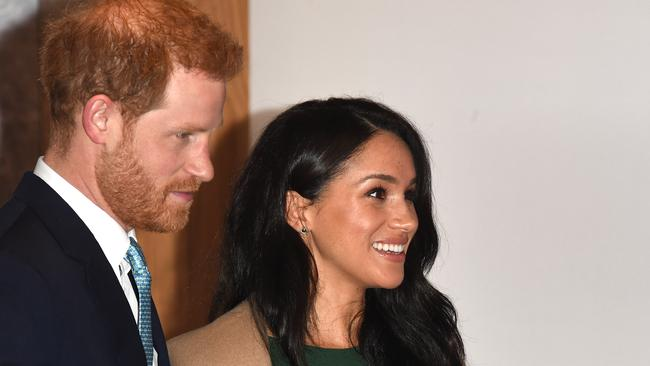 Meghan has opened up about the public scrutiny on her since joining the royal family. Picture: Stuart C. Wilson/Getty Images