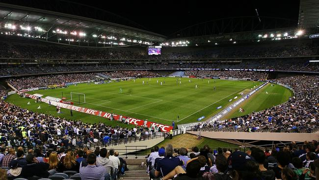 There won't be a spare seat in the house when Victory and City play at Etihad Stadium.