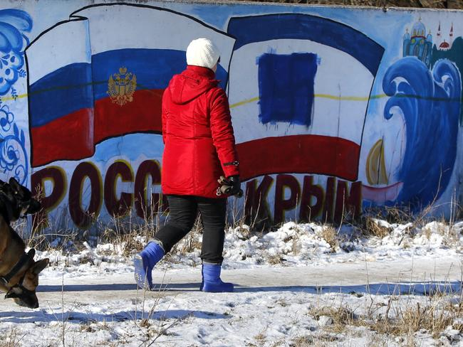 Tensions between Russia and Ukraine remain high.