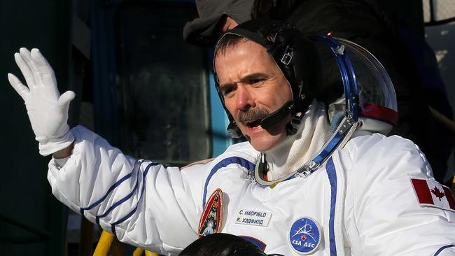 Colonel Chris Hadfield welcomes alien life and hopes we will one day discover its existence.