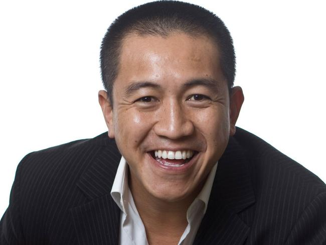 Comedian Anh Do's story is an inspirational one.