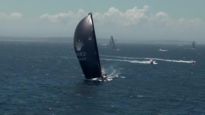 Rolex Sydney Hobart Yacht Race 2016