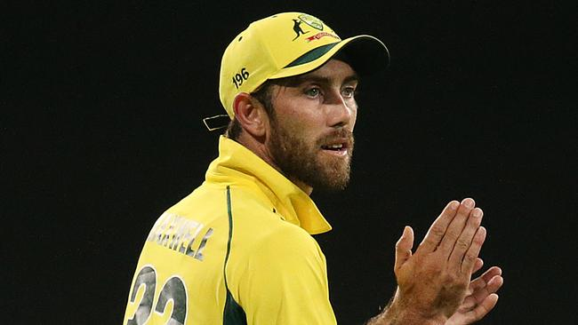Glenn Maxwell needs to do some soul searching, according to Glenn Maxwell.