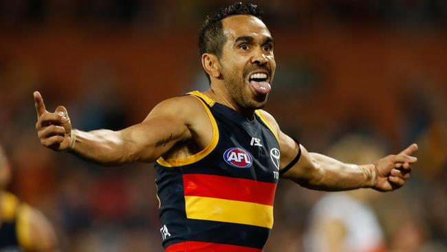 Eddie Betts could play game 300 in 2018.