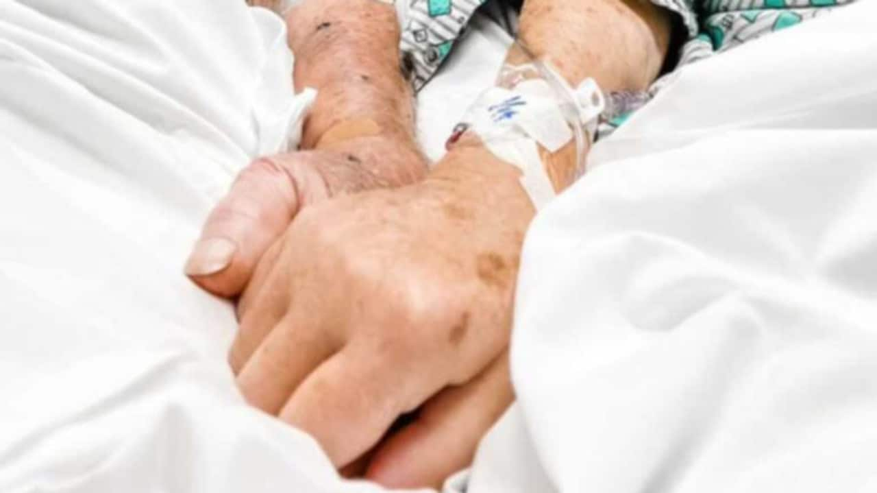 Couple die from COVID holding hands – Daily Mercury