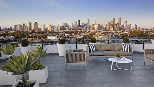 Apartment developer Tony Brady lists Port Melbourne ...