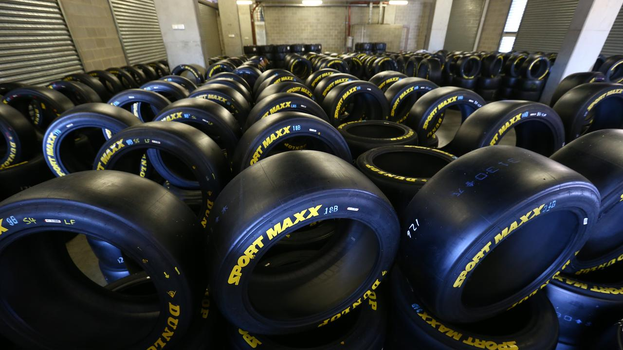 Teams will get new tyres for Friday practice.