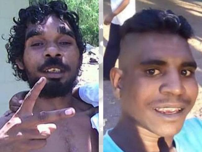 The police have launched an investigation into the deaths of Troy Mathieson, 25, and Hughie Morton, 20, who went missing in Townsville's floodwaters.