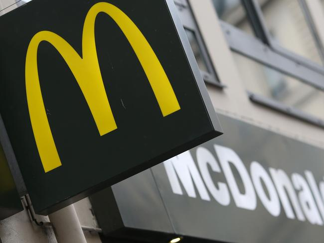 Mcdonalds Logo Was Created To Look Like A Pair Of Breasts