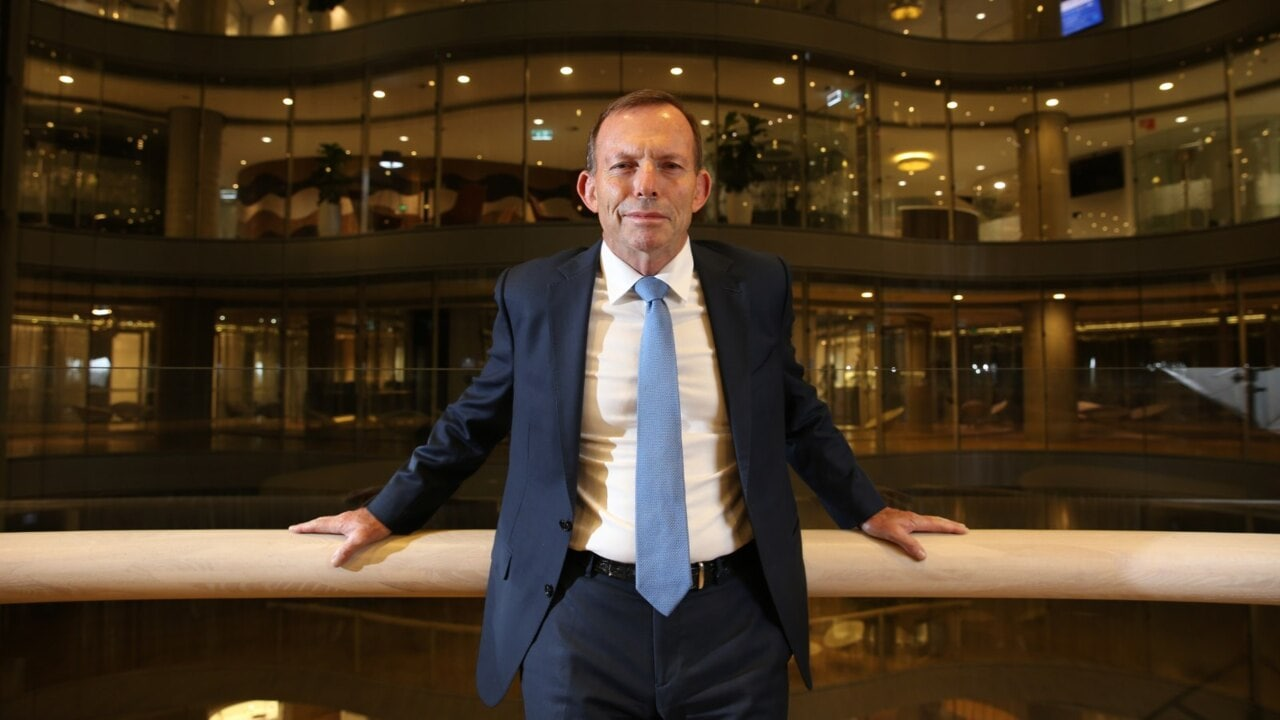 Abbott reflects on his political legacy