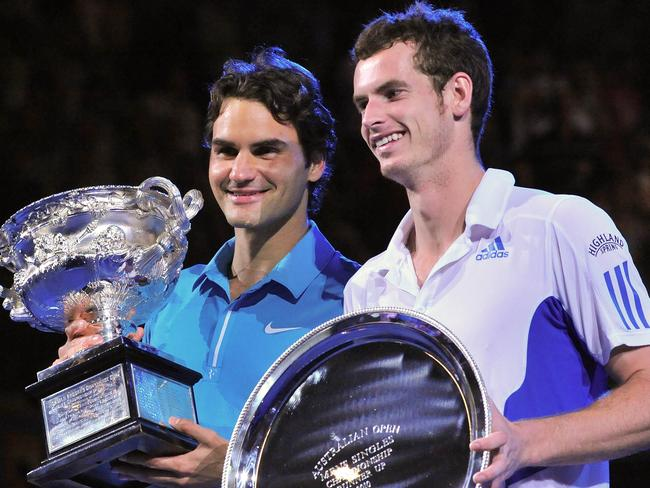 Roger Federer and Andy Murray are two of the biggest earners in the sport.