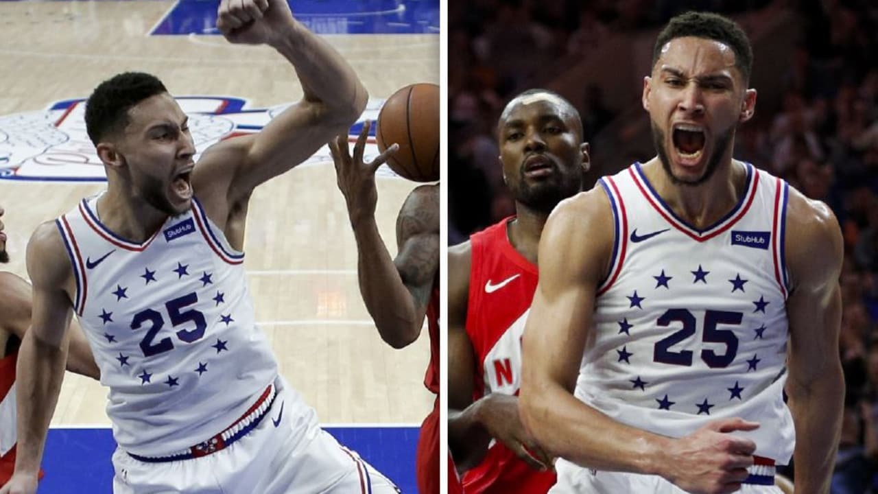 NBA Playoffs: Ben Simmons stats, 76ers vs Raptors, Game 6
