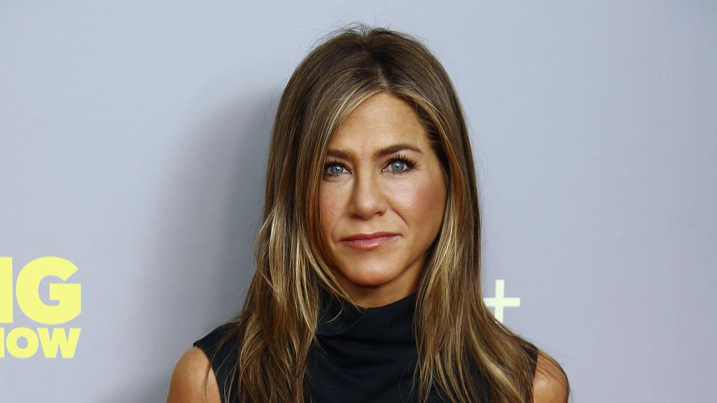She just turned 50, but Jennifer Aniston says she refuses to go grey. Picture: Joel C Ryan/Invision/AP