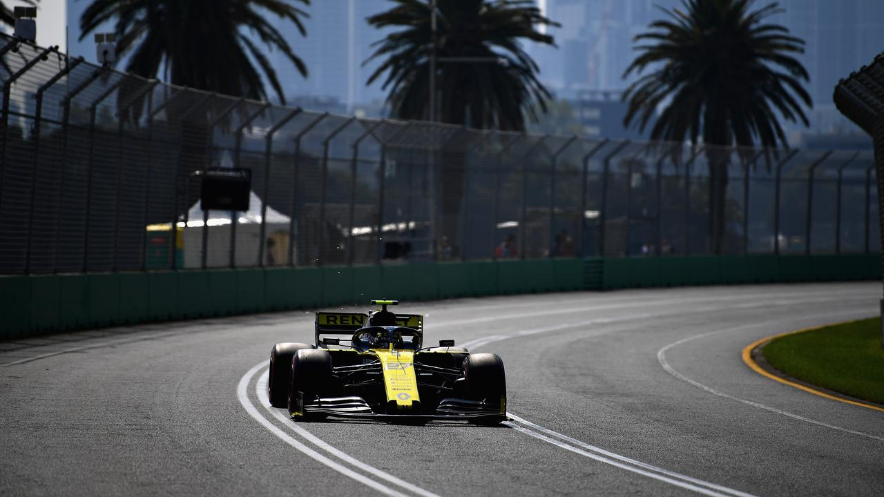 Hulkenberg's best finish of the season came in the first race in Australia.