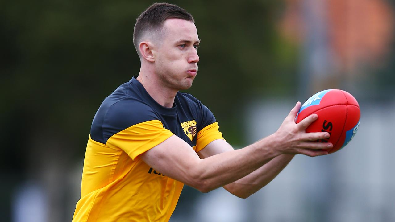 Tom Scully could be crucial for Hawthorn in 2019 - if fit. (Photo by Michael Dodge/Getty Images)