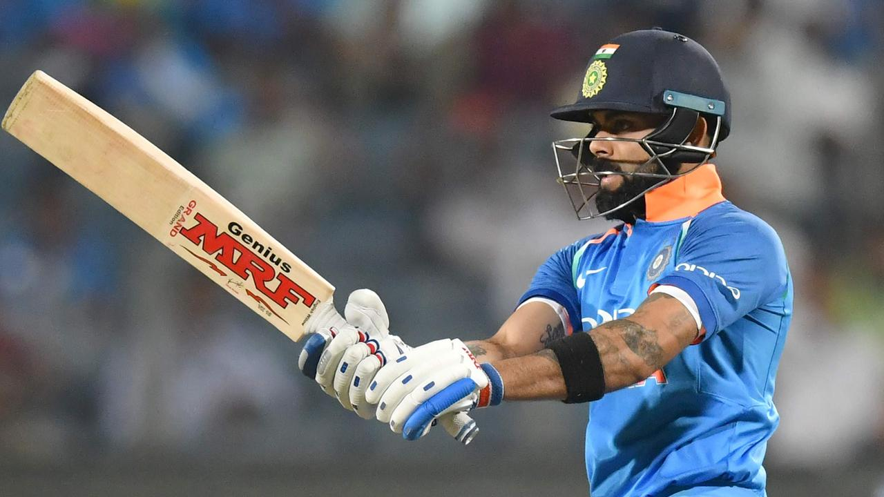 Virat Kohli has already scored the second most ODI hundreds ever.