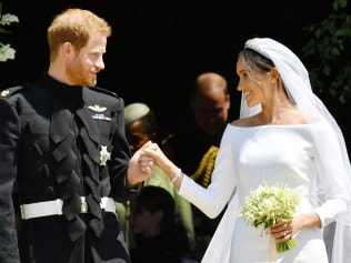 We wonder if Meghan and Harry wowed during their first dance? Image: Ben Birchall - WPA Pool/Getty Images
