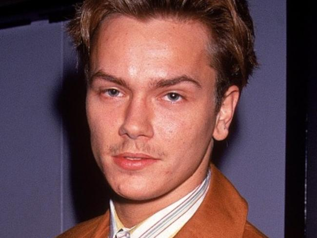 River Phoenix was a friend of Depp's.