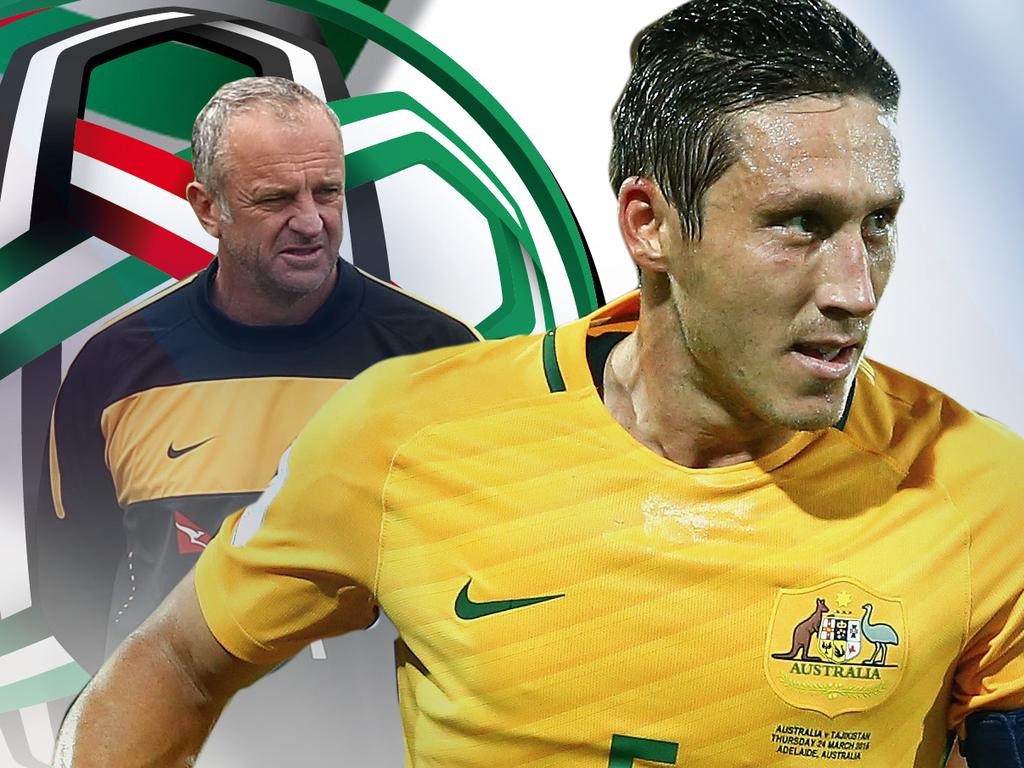 The Socceroos will be defending their Asian Cup title.
