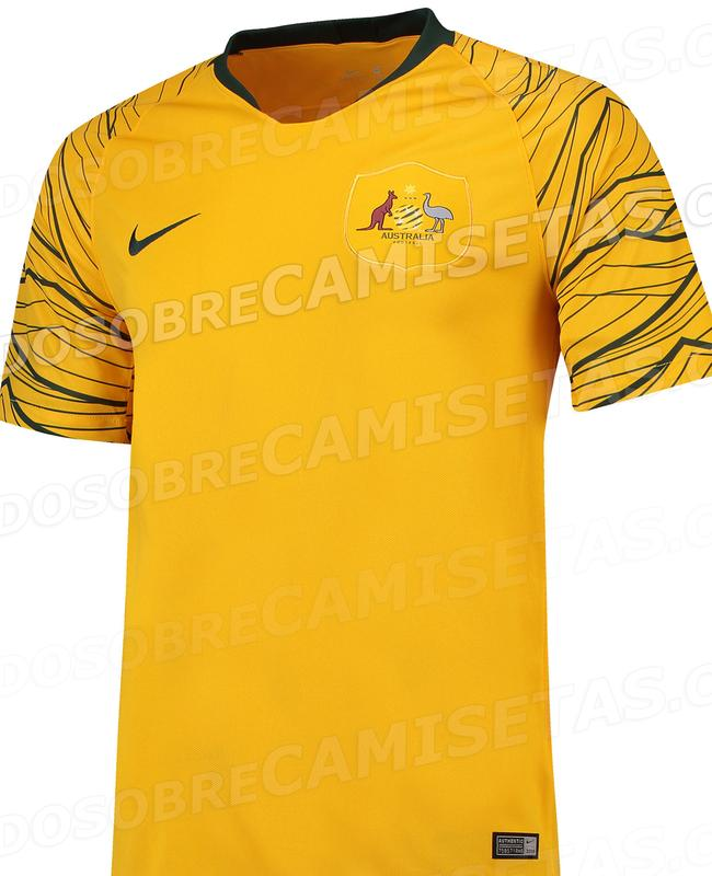 Is this the new Australia home kit  1dcdce938