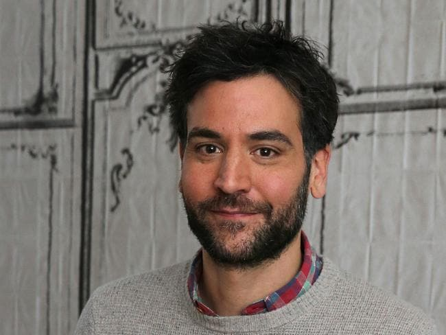 How I Met Your Mother star Josh Radnor heads to the California spa. Picture: Neilson Barnard