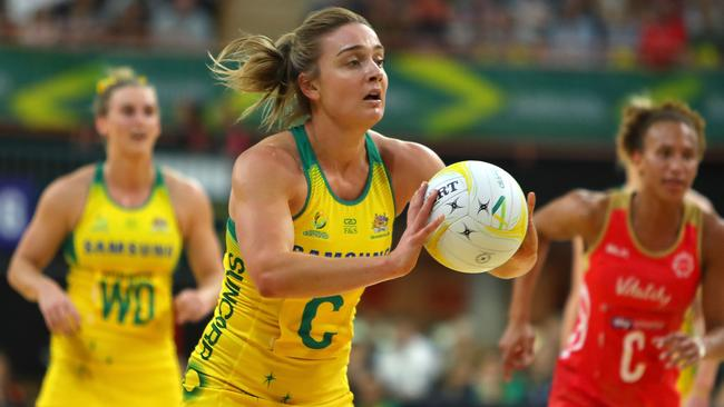 Liz Watson took her game to another level this year. Picture: Getty Images
