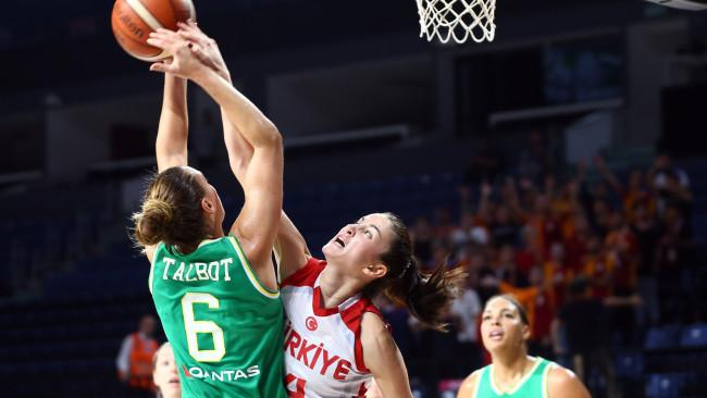 The Opals will take on Turkey in their third group stage match