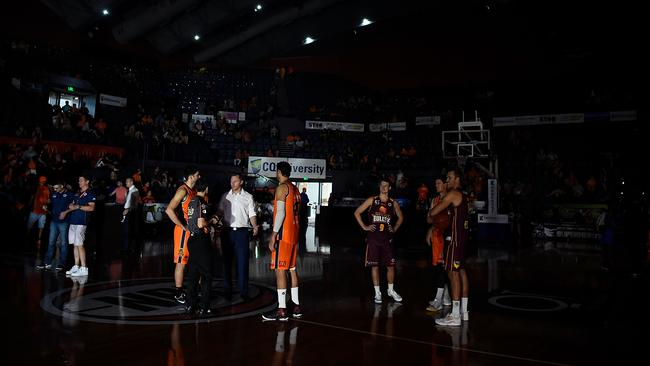 Taipans and Bullets were left stunned on the court.
