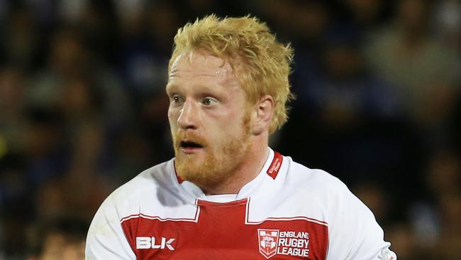 England star James Graham will join St George Illawarra next season. Picture: Mark Evans