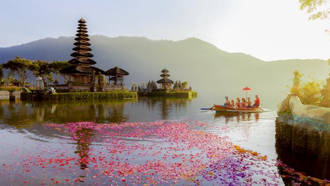 If you're headed for Indonesia, it's cheaper on average to fly into Bali's Denpasar airport than to Jakarta, according to Cheapflights.com.au. Picture: iStock