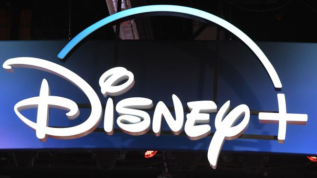 A Disney+ will give Aussies even more streaming choice when it arrives later this year. Picture: Robyn Beck/AFP