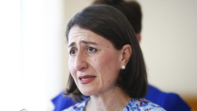 NSW Premier Gladys Berejiklian has rejected calls to allow pill testing in the state after a spate of drug deaths at music festivals. Picture: Dylan Robinson