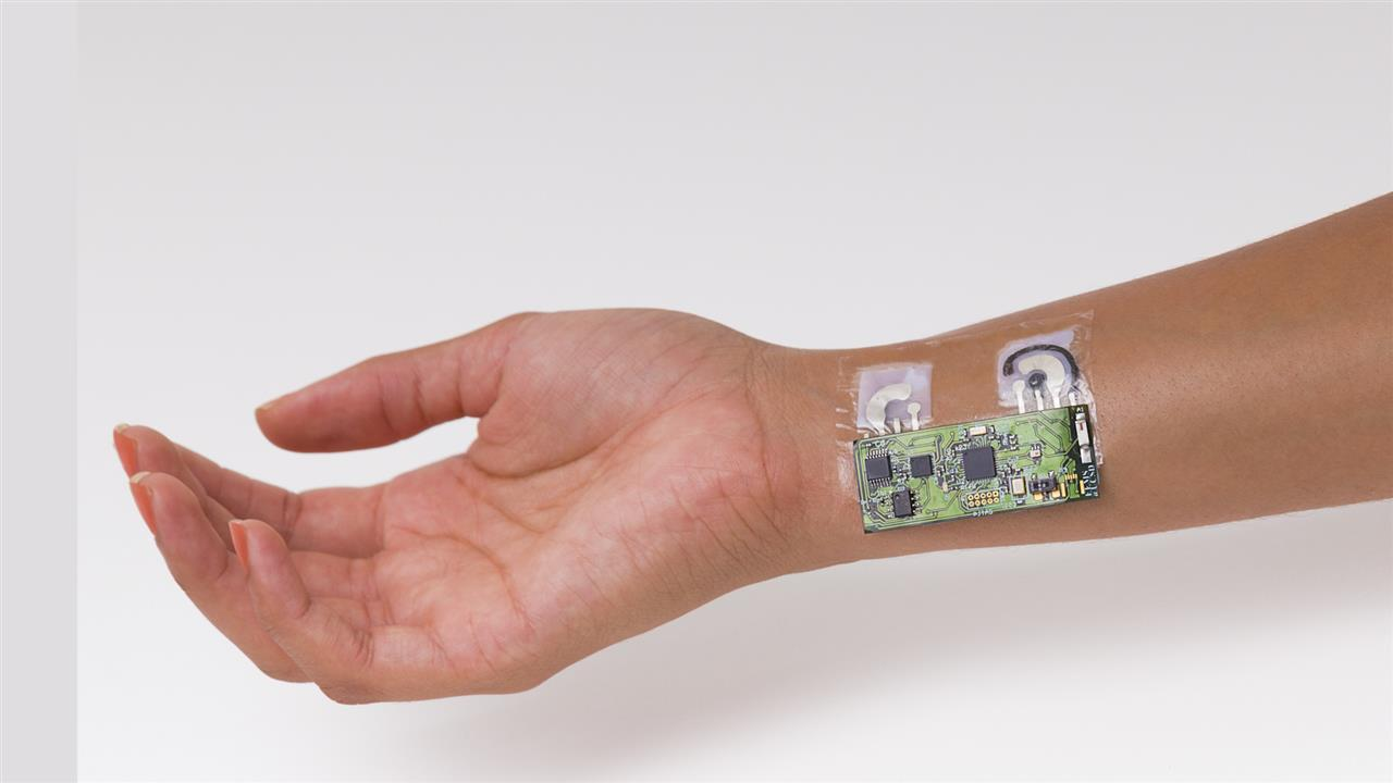 Temporary Tattoo Can Tell You How Drunk You Are