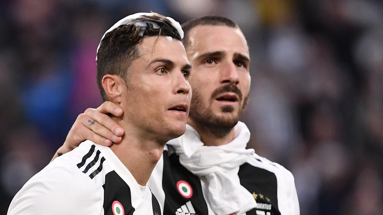 Ronaldo recently guided Juve to their eighth successive Serie A title.
