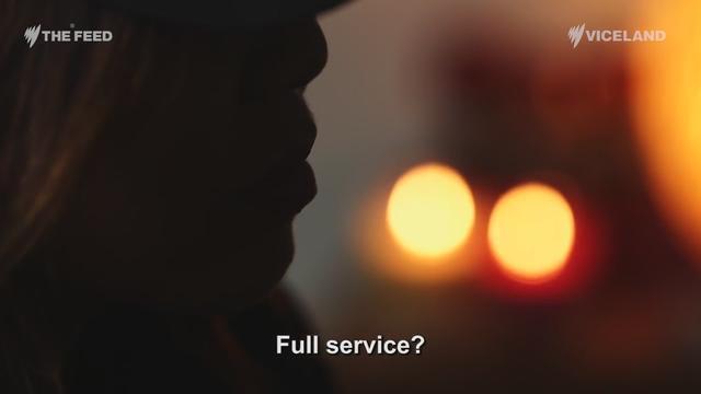 trixie escort hidden cam sex
