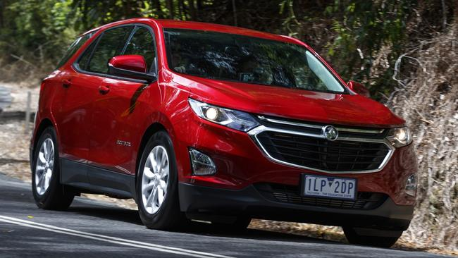 Holden Equinox LS+: Reviewed and prices