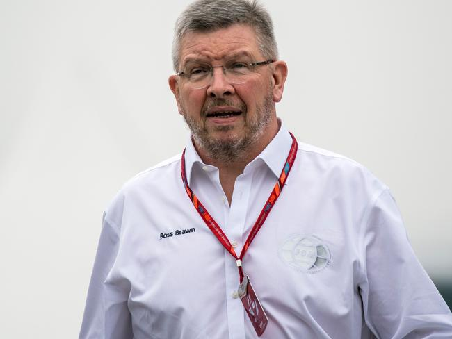 Ross Brawn has led the push for change in Formula One.