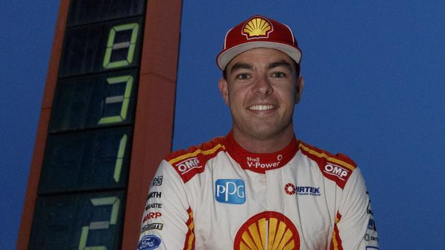 Scott McLaughlin will race a McLaren in the 2018 Bathurst 12 Hour. Pic: Mark Horsburgh
