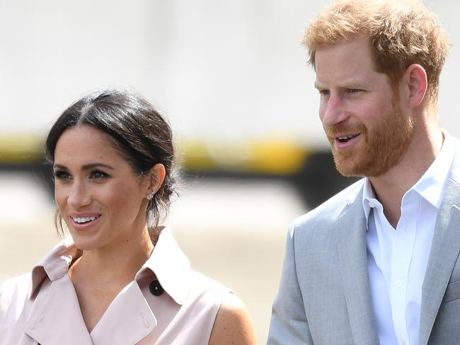 Markle's family problems have at times threatened to overshadow her entry into the royal family. Picture: MEGA
