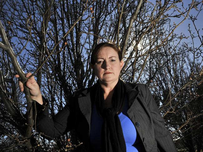 Amanda Howard, from Sydney, is an author who writes about true crime.