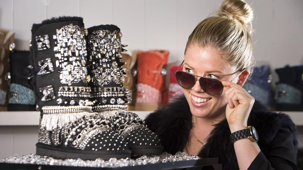 c6778a0386c 15,000 pair of ugg boots displayed on Gold Coast | The Courier-Mail