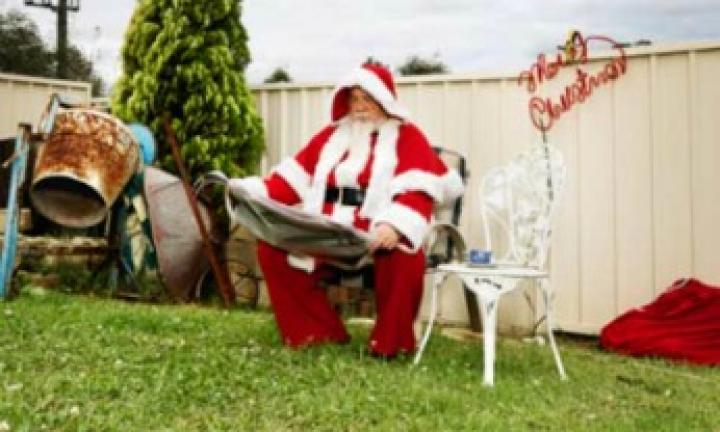 Christmas Carols: Aussie jingle bells