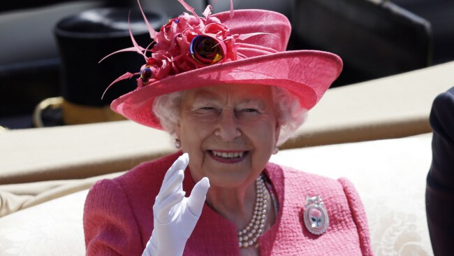 The Queen is said to recycle everything, from bedsheets to handbags. (AP Photo/Tim Ireland. File)