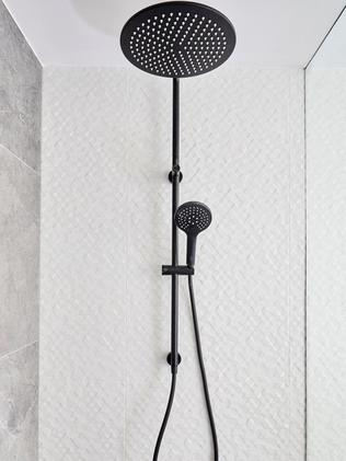 The Alexa voiced-controlled shower was a winner.