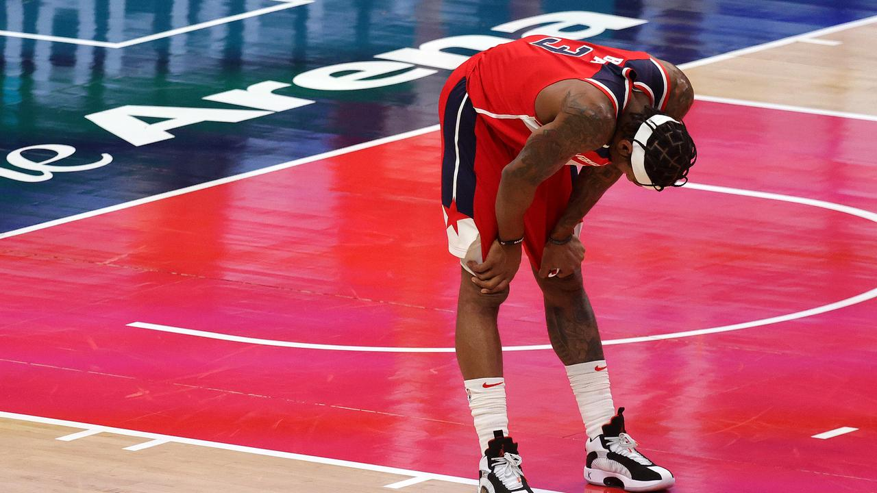 Winless Wizards are under pressure. (Photo by Rob Carr/Getty Images)
