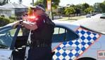 Police are seen at a crime scene where the body of a four-year-old girl was found at a house in Cannon Hill in Brisbane Monday, May 25, 2020. Police have established a crime scene at the Bent Street home. (AAP Image/Darren England) NO ARCHIVING
