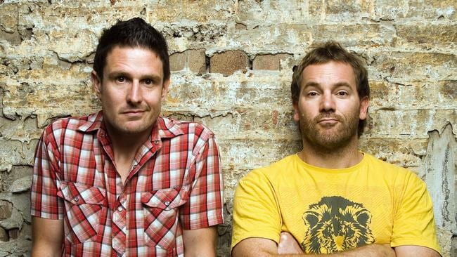 Wil and Lehmo hosted the national drive show on Triple M.