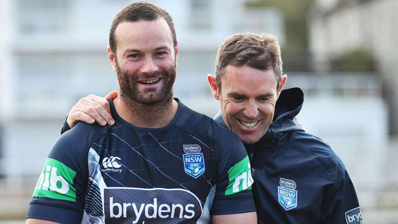 Brad Fittler and Boyd Cordner have masterminded a NSW series triumph.