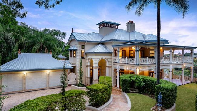 Dauphin Terrace in Highgate Hill is the most in-demand street in Queensland for home buyers, according to Realestate.com.au.